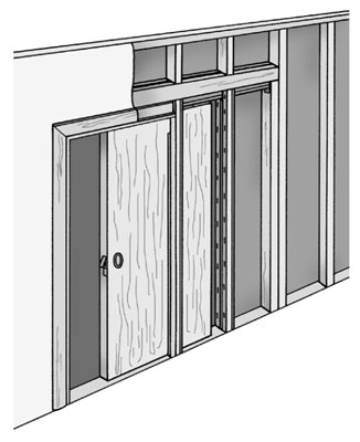 How To Install Pocket Doors