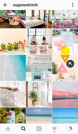 Instagram sugarandcloth