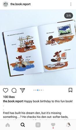 Instagram The.Book.Report
