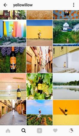 Instagram Yellowillow