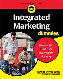 Integrated Marketing For Dummies