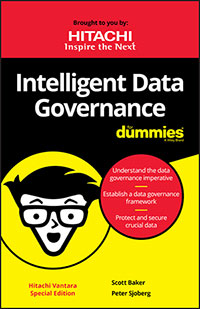 Intelligent Data Governance For Dummies, Hitachi Vantana Special Edition