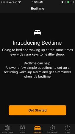 iphone-10e-bedtime
