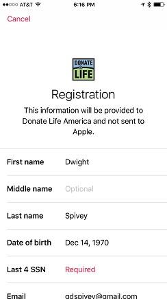 iphone-for-seniors-6e-organ-donor