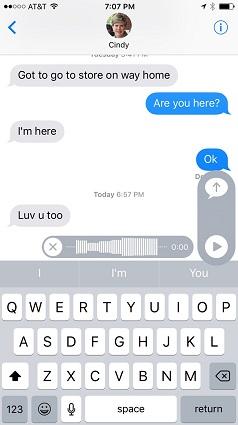 iphone-for-seniors-6e-sending-audio