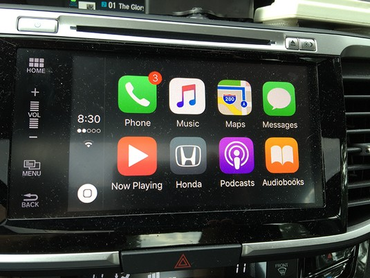 CarPlay iPhone X