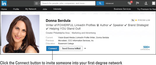 linkedinprofile-personalize