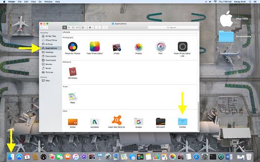 Mac applications for screenshot
