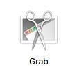 Mac grab icon