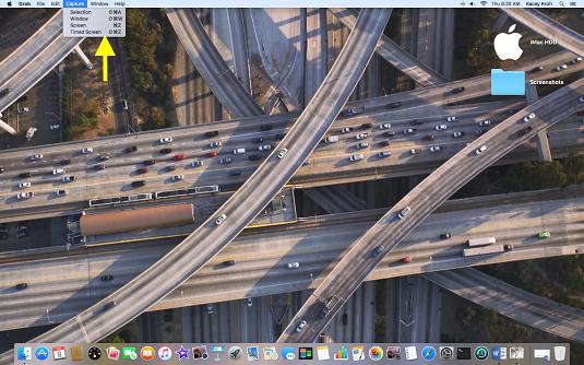 Mac Grab utility