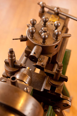 machining-turret