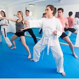 rules for martial arts classroom
