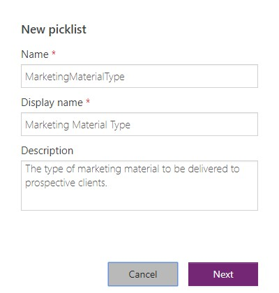 Dynamics 365 PowerApps: Option Sets, Data Connections, and