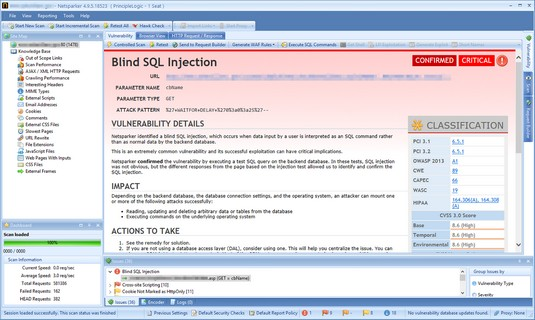 Validate Data to Prevent Web Attacks: Input Hacks - dummies