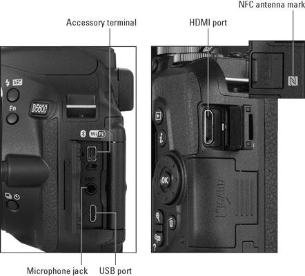 The Hidden Connections On The Nikon D5600 Dummies