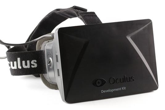 Oculus Rift AR VR