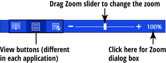 Offie 2019 zoom slider and views