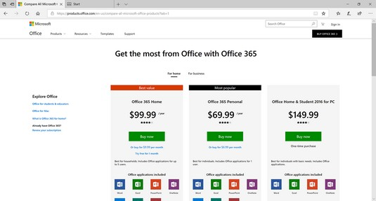 Office 365 For Home