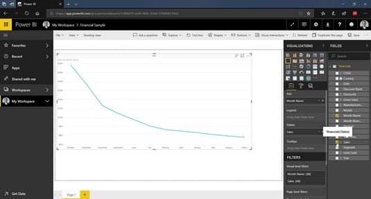 Office 365: Building Reports with Power BI - dummies