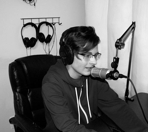 Dynamic mic podcasting