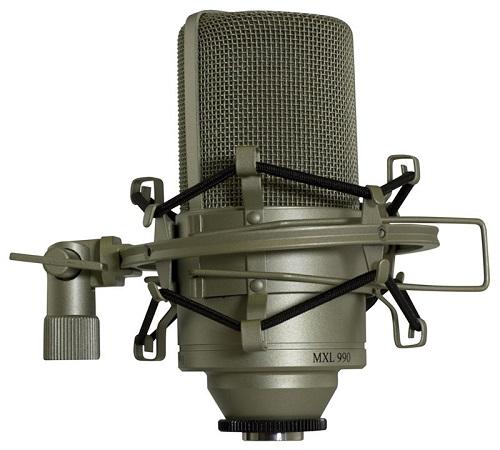 MXL990 condenser mic