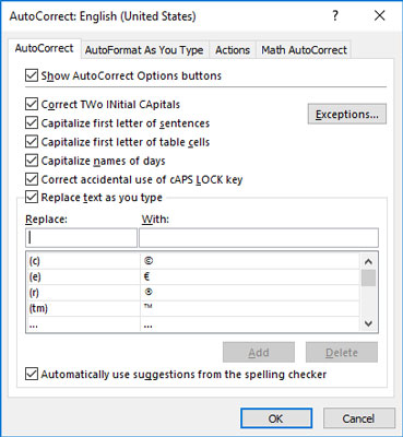 powerpoint-autocorrect-options