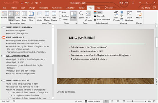 powerpoint-viewing-outline
