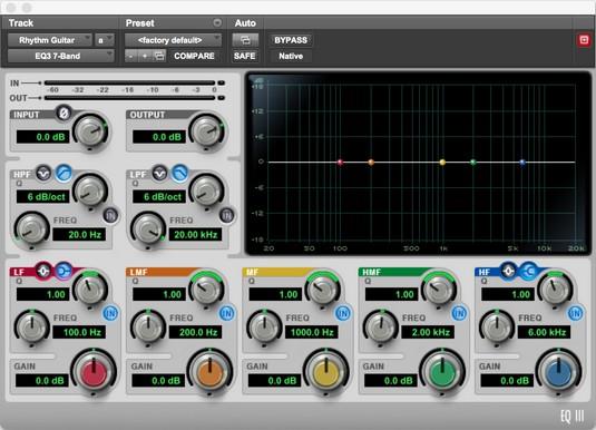 Pro Tools plug-ins