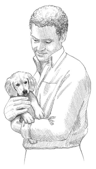 cradle puppy temperament test