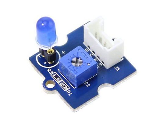Grove blue LED