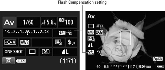rebel-t7-flash-exposure-compensation