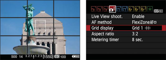 rebel-t7--live-view-grid-display