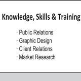 resume knowledge skills