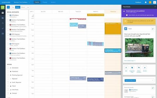 calendar Marketing Cloud