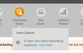 Lead Capture Marketing Cloud