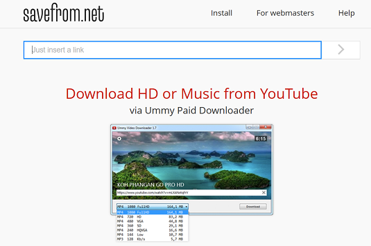 How to download youtube videos dummies savefrom ccuart Choice Image
