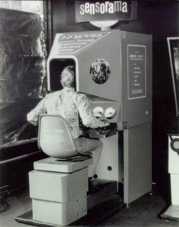 Sensorama AR VR