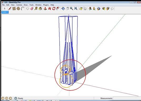 sketchip solid inspector tool