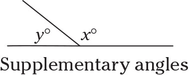 supplementary angle