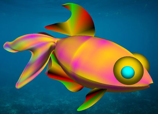 tinkercad-fish