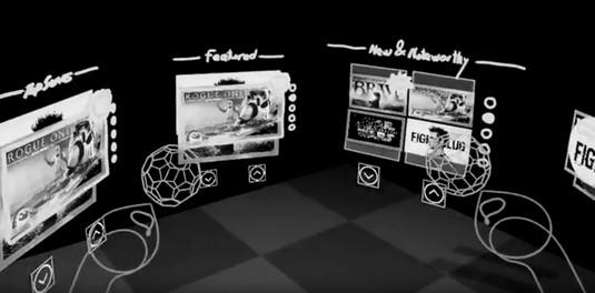 Sketchbox virtual reality