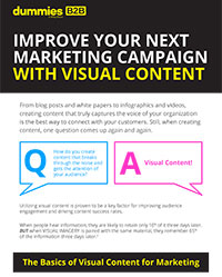 Improve Your Next Marketing Campaign with Visual Content Infographic