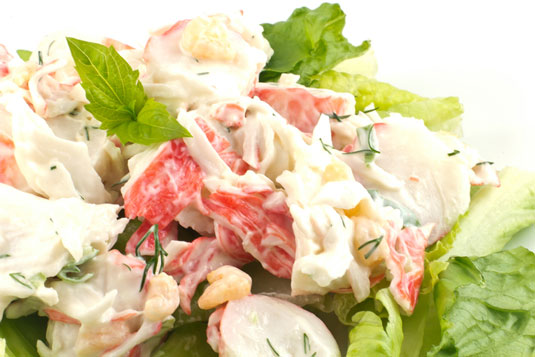 wgtlossckbk-crab-salad