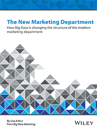 The New Marketing Department