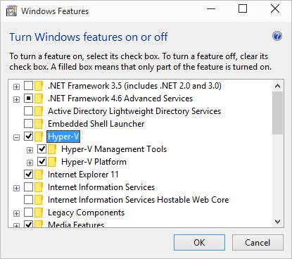 Windows 10 S Hyper V For Virtual Machines Dummies