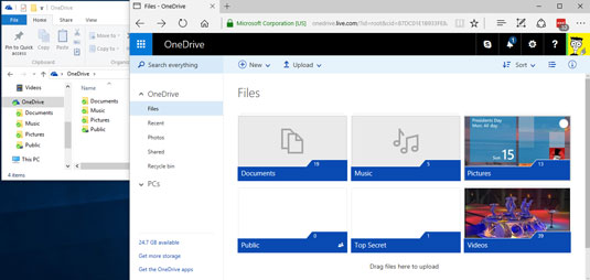 What Is OneDrive? - dummies