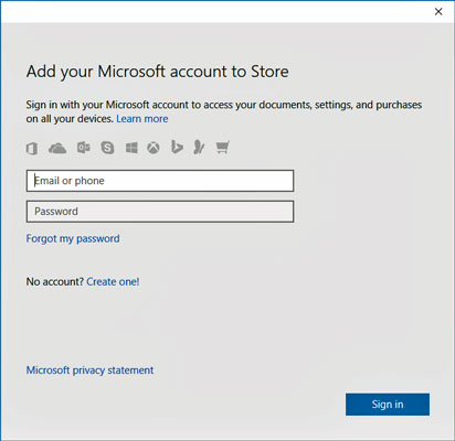 how to add a second account to windows 10