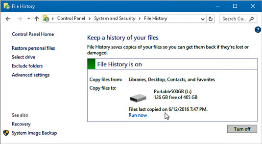 transfer files from windows 7 to windows 10