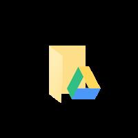 Windows google drive icon