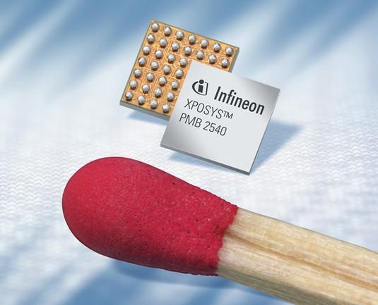 GPS chips Infineon